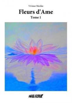 Couverture fleurs d ame tome 1